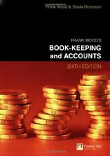 Book-keeping and Accounts by Robinson, Sheila Paperback Book The Fast Free