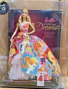 Barbie Generation of Dreams 50th Anniversary 2008