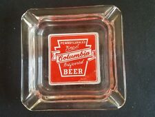 Vintage Pennsylvania's Finest Columbia Preferred Beer Ashtray Man Cave Barware