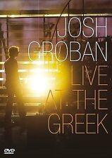 JOSH GROBAN - Live At The Greek DVD+CD [J101]