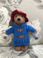 "Paddington Bear Soft Plush Toy - 7"" - Rainbow Designs - New With Tags"