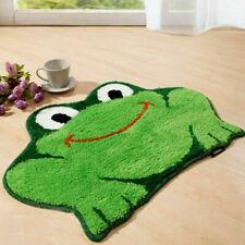 Frog Rugs Anti-Skid Shaggy Area Rug Dining Room Home Bedroom Carpet Floor Mat