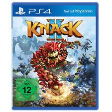 PS4 Knack 2 Sony Playstation Action Spiel USK12 NEU OVP