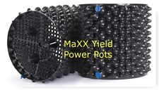 """MaXX Yield """"Power Pot""""  20 PACK! of 5 Gallon Equiv Air Root Pruning Flower Pots"""
