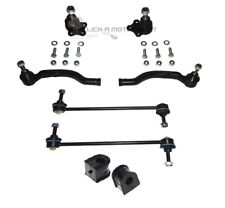 RENAULT TRAFIC FRONT 2 BALL JOINTS + 2 LINKS + 2 TRACK ROD ENDS + 2 D BUSHES