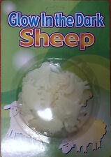 Adesivi decorazione Pecorelle plastica luminosi al buio
