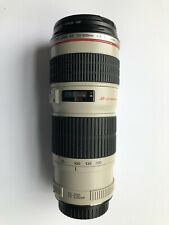 Canon DSLR ef 70-200 mm L Zoom Lens