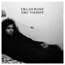 Imaad wasif-the voidist CD alternative rock NEUF
