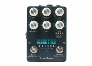 Seymour Duncan Vapor Trail Deluxe Delay Pedal - Demo