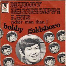 "BOBBY GOLDSBORO ""MUDDY MISSISSIPPI LINE"" POP ROCK 60'S SP UNITED ARTISTS"