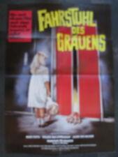 FAHRSTUHL DES GRAUENS - Filmplakat A1 - Dick Maas - Huub Stapel - HORROR