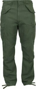 Olive Drab Tactical Vietnam Era M-65 Military Stone Washed M65 Pants