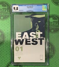 East of West #1 Cover A Image CGC 9.8 Hickman 2013
