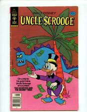 Walt Disney's Uncle Scrooge #164,165 (1979) GD/VG