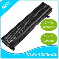 Batterie pour Toshiba Pa3399u-2brs Pa3400u-1brs Pa3478u-1brs 10.8v 5200mah