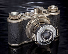 ADOX Adrette II 35mm Camera w/ Cassar 5cm Lens, version of WIRGIN Edinex