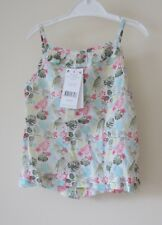BNWT French designer brand Natalys. Baby girl top. 100% cotton RRP £19 36 months