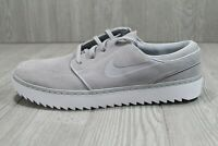 53 New Nike Janoski G Golf Shoes AT4967-002 Gray Suede Size 13 Men's Shoes
