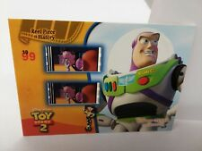 DISNEY TREASURES 1999 TOY STORY 2 REEL PIECE OF HISTORY FILM BUZZ WOODY MR P HAM