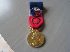 medaille  honneur argent   1971  attribuee    (ref +6000)
