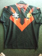 Manchester United-Trikot-Gr.M-Umbro-Made in UK