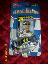 NASCAR  RACING CHAMPIONS REAL STEEL 2004 JIMMIE JOHNSON LOWES #48