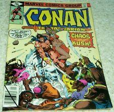 Conan the Barbarian 106, FN- (5.5) 1980 John Buscema art!