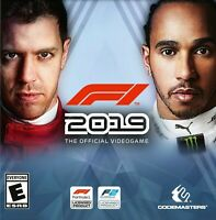 F1 2019, PC Digital Steam Key, Same Day Email Delivery