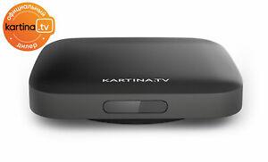 Kartina TV / Kartina Eva Bluetooth Dune HD Поддержка 4K