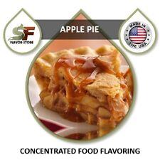 Apple Pie Flavor Drops Flavoring Concentrate - 1oz/30ml - SageFox - FL030