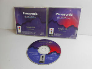 Sampler CD for PAL System Panasonic Real für 3DO