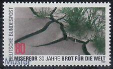 Specimen, Germany Sc1570 Tree, Misereor and Brot fur die Welt.