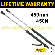 2X Universal postes a gas Springs Multi Fit Para Conversión Kit Para Coche 450MM 45CM 400N