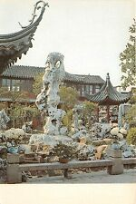 BR25777 Soochow Cloud Capped Rocjery Garden to linger In 2 scans china