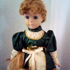 "Sleeping Beauty 13"" Porcelain Doll"