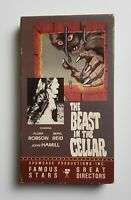 The Beast in the Cellar VHS Showcase Productions 1987 Horror Cult SPI HTF