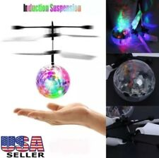 1 Pack Led Flying Ball Helicopter Flash Light Kids Fun Toys FREE USA Shipping!!!
