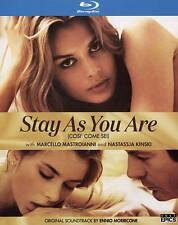 Stay As You Are (Nastassja Kinski) BRAND NEW UNRATED BLU-RAY WITH SLIPCOVER