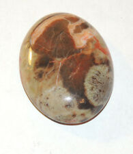 Jasper Cabochon 40x30mm with 9mm dome  (11863)