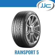 1 x Uniroyal RainSport 5 205/55/16 91V Performance Wet Weather Road Tyre