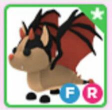 Fly Ride Bat Dragon FR Roblox Adopt Me