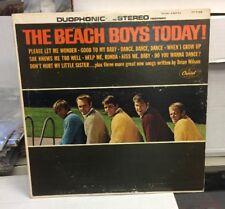 The Beach Boys Today! LP Capitol Records Original Stereo VG+