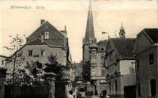 Normalformat Ansichtskarten aus Nordrhein-Westfalen mit dem Thema Straßenbahn