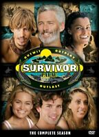 Survivor: Palau: The Complete Tenth Season (Season 10) (4 Disc) DVD NEW