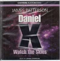 James Patterson Daniel X Watch The Skies 4CD Audio Book Unabridged Fantasy