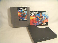 Mission: Impossible - game & manual only - Nintendo!