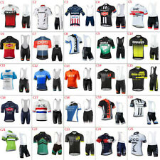2020 Maglia ciclismo Pantaloncini imposta Mens cycling jerseys BIB shorts set
