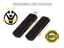 MICROSPIA REGISTRATORE VOX AUDIO TIPO PENNA USB 4Gb MICRO PENDRIVE professionale