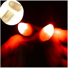 2x  Magic Super Bright Light Up Thumbs Fingers Trick Appearing Lights Close-Up