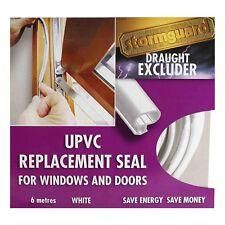 Blanc bulle PVC porte fenêtre joint en caoutchouc sceau R6160